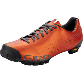 Giro Empire VR90 Scarpe Uomo, red orange metallic